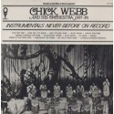 Webb Chick and His Orchestra – (1937 &8211 39) Instrumentals Never Before On Record|FTR 1508