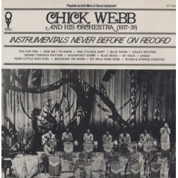 Webb Chick and His Orchestra ‎– (1937 &8211 39) Instrumentals Never Before On Record|FTR 1508