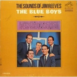 Blue Boys The ‎– The Sounds Of Jim Reeves|1966 RCA Victor ‎– LSP-3529