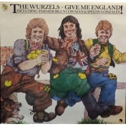 Wurzels The – Give Me England!|1977 EMI – NTS 138