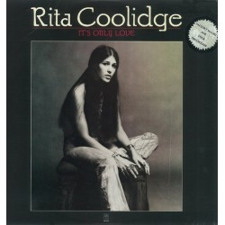 Coolidge ‎Rita – It&8217s Only Love|1975 A&M Records AMLH 64531