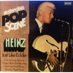 Heinz ‎– Just Like Eddie|1974     	Decca	ND 837