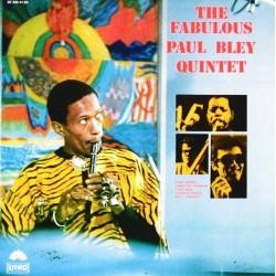 Bley Paul the Fabulous Quintet – The Fabulous Paul Bley Quintet|1971 America Records 30 AM 6120