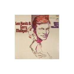 Konitz Lee & Gerry Mulligan – Konitz Meets Mulligan