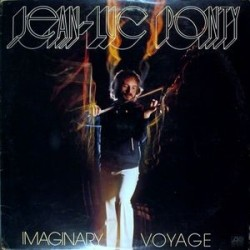 Ponty ‎Jean-Luc – Imaginary Voyage|1976 Atlantic K 50317