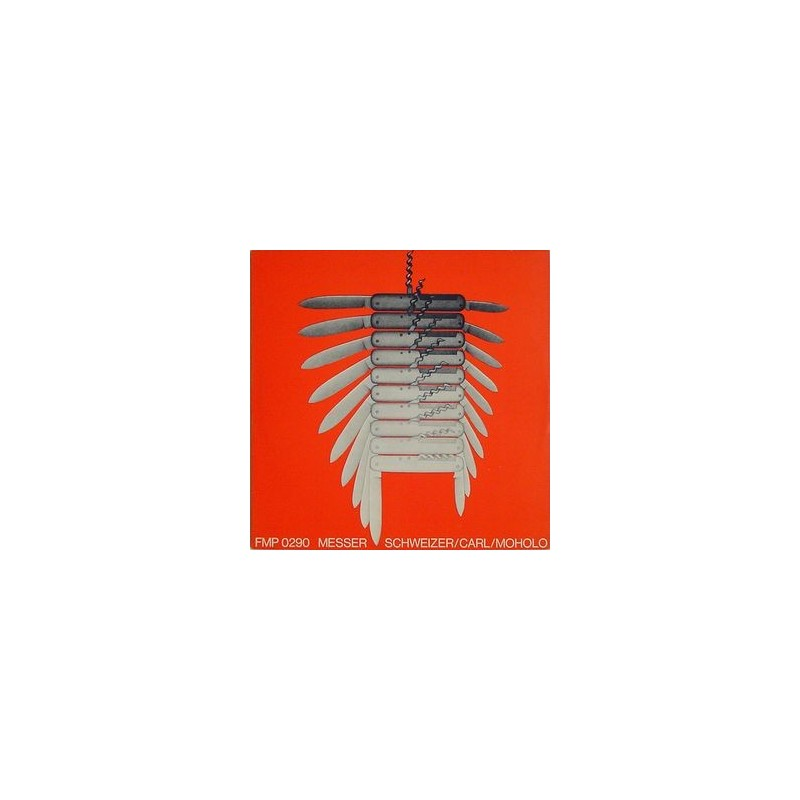 Schweizer  / Carl  / Moholo  – Messer|1976      FMP – FMP 0290