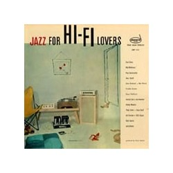 Various ‎– Jazz For Hi-Fi Lovers|1956 Dawn ‎– DLP-1124
