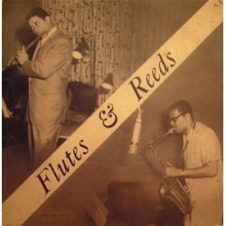 Wilkins Ernie / Frank Wess – Flutes & Reeds|1955 Savoy Records – MG 12022