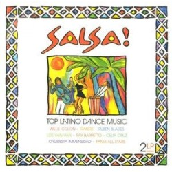 Various ‎– Salsa! Top Latino Dance Music|1991 Eurostar ‎– 39810141