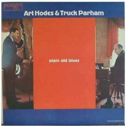 Hodes Art & Truck Parham ‎– Plain Old Blues|EmArcy ‎– MGE 26005