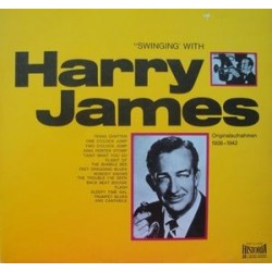 James Harry and His Orchestra ‎– Swinging&8216 With|1970 H 626