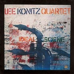 Konitz Lee Quartet ‎– Ideal Scene|1986 Soul Note SN 1119