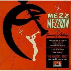 Mezzrow Mezz with Tommy Ladnier – Same|1955 His Master&8217s Voice – DLP 1110