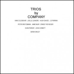 Company ‎– Trio|1986 Incus Records ‎– 51