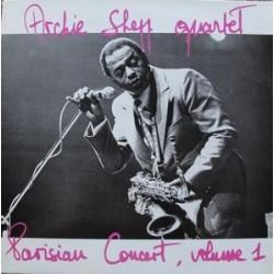Shepp Archie Quartet – Parisian Concert, Volume 1|1977 Impro 01