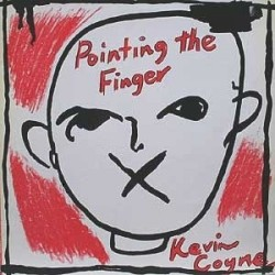 Coyne Kevin ‎– Pointing The Finger|1981   BRED23