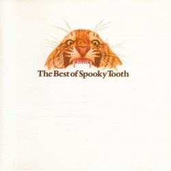 Spooky Tooth ‎– The Best Of Spooky Tooth|1975 Island Records 89 483 XOT