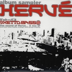 Various ‎– Hervé &8211 Ghetto Bass 2|2010    CHEAPLP002X