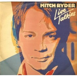 Ryder ‎Mitch – Live Talkies|1981 Line Records 6.30123
