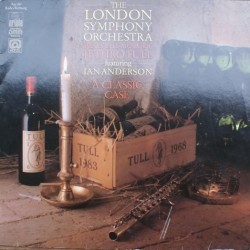 London Symphony Orchestra ‎The – Plays The Music Of Jethro Tull | 1985 Ariola ‎– 206 575