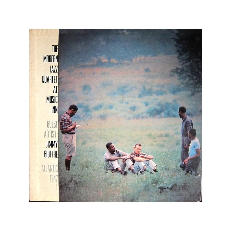 Modern Jazz Quartet The- Guest Artist: Jimmy Giuffre – At Music Inn|1956      Atlantic1247