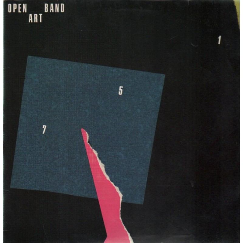 Open Art Band ‎– 751|1984    Roxon 5528