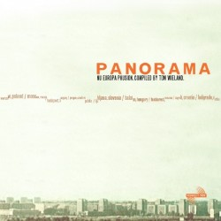 Various – Panorama &8211 Nu Europa Phusion|2004     PT012.LP