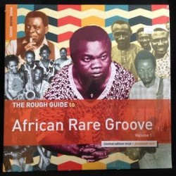 Various ‎– The Rough Guide To African Rare Groove Vol. 1|2015 RGNET1323LP