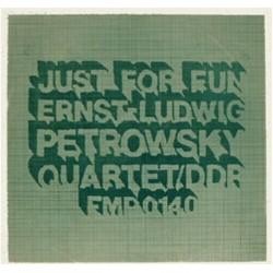 Petrowsky Ernst-Ludwig Quartett – Just For Fun|1973 FMP – FMP 0140