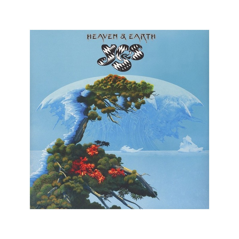 Yes – Heaven & Earth|2014 Soulfood – PRELP 086
