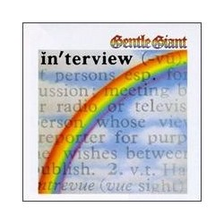 Gentle Giant ‎– Interview|1976 Chrysalis 202 651