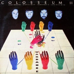 Colosseum II ‎– War Dance|1977/1984        MCA Records	250 435-1