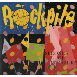 Rockpile ‎– Seconds Of Pleasure|1980 F-Beat ‎– FB 58 218