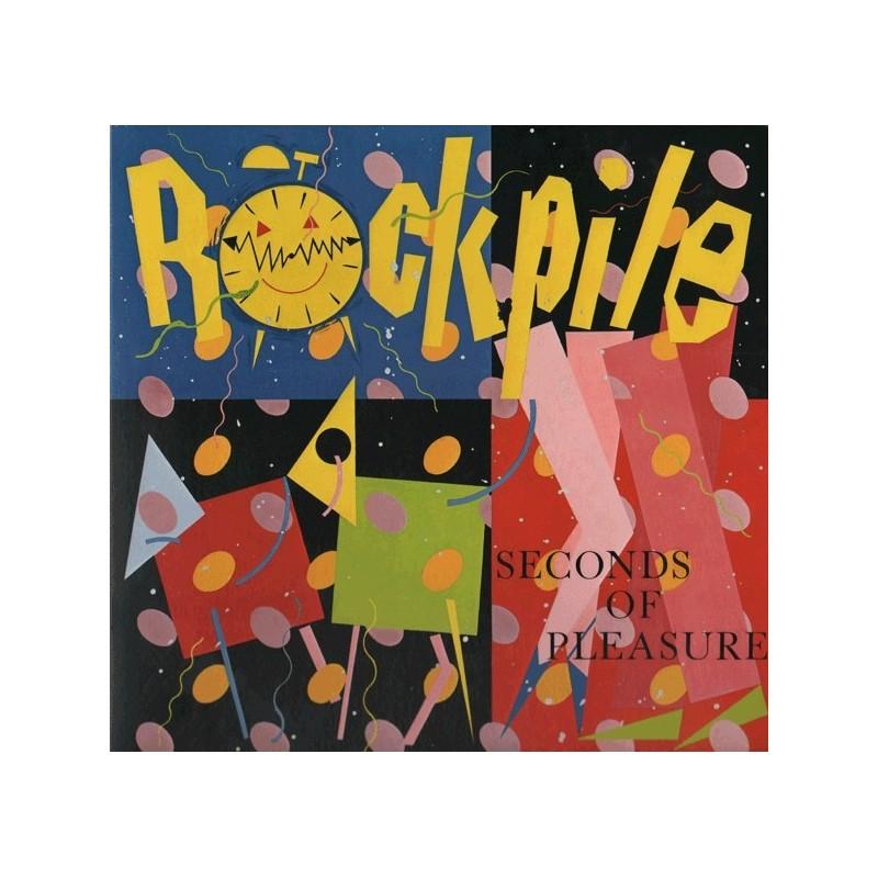 Rockpile – Seconds Of Pleasure|1980     F-Beat – FB 58 218