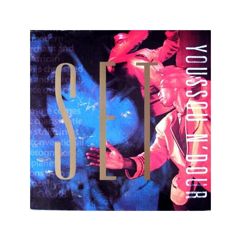 Youssou N&8217Dour – Set|1990 Virgin V 2634