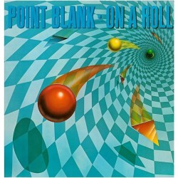Point Blank – On A Roll|1982 MCA Records ‎– 204 682