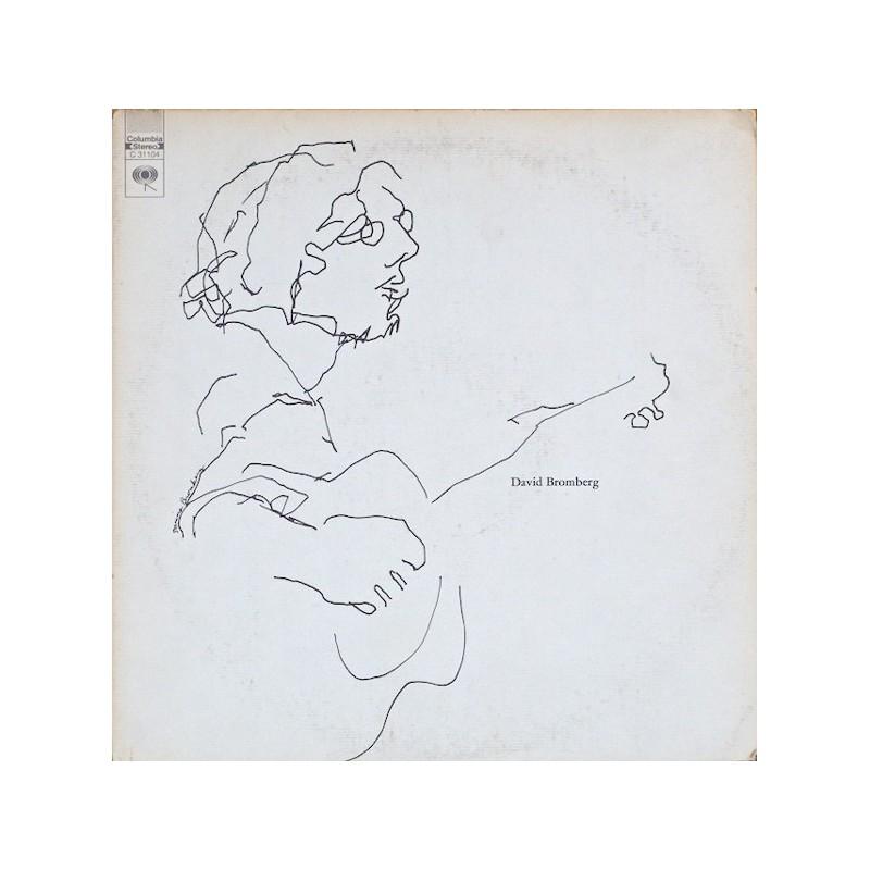 Bromberg David – David Bromberg 1971 Columbia C 31104