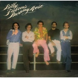 Falcon Billy – Billy Falcon's Burning Rose|1977    Philips 9124380