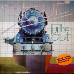 Stout ‎– Further Out|1981 WEA ‎– 58306