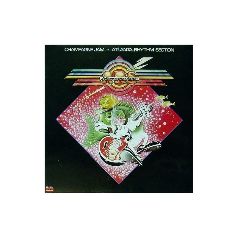 Atlanta Rhythm Section – Champagne Jam|1978         PolydorPD-1-6134