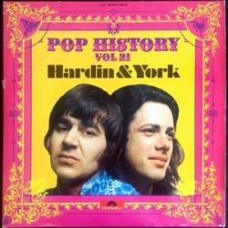 Hardin & York – Pop History Vol 21|1972 Polydor – 2625 021
