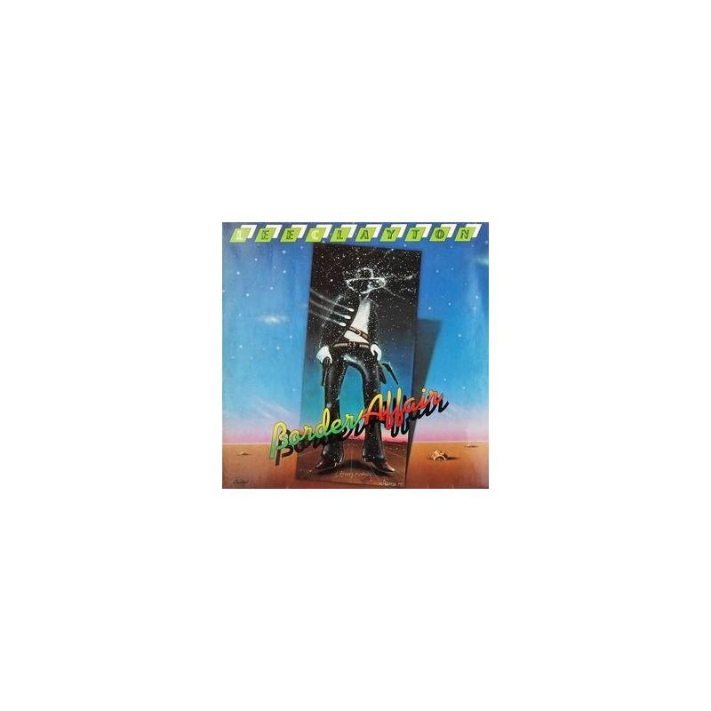 Clayton Lee – Border Affair|1978 EMI Electrola – 1C 064-85 446