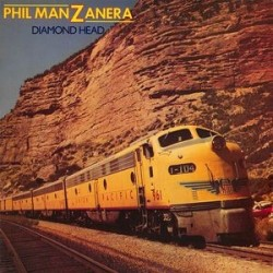 Manzanera Phil ‎– Diamond Head|1975/1977 Polydor 2344 096