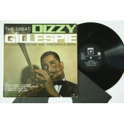 Gillespie Dizzy/Charlie Christian/Thelonious Monk – The Great Dizzy Gillespie|1965 – SOC 996