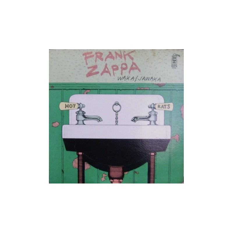 Zappa Frank – Waka / Jawaka &8211 Hot Rats|1972    Reprise RecordsREP 44 203