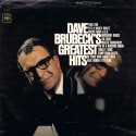 Brubeck Dave ‎– Dave Brubeck&8217s Greatest Hits|1966 CBS 32046