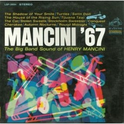 Mancini Henry and His Orchestra – Mancini '67|1967 RCA Victor LPM-3694