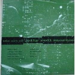 """Morton Jelly Roll – The Art Of Jelly Roll Morton  Jazztone J-1012-  10"""", Mono"""
