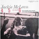 McLean ‎Jackie – 4, 5 And 6|1956/1983     Prestige	OJC-056