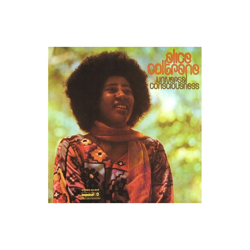 Coltrane Alice – Universal Consciousness|1971     Impulse! AS-9210